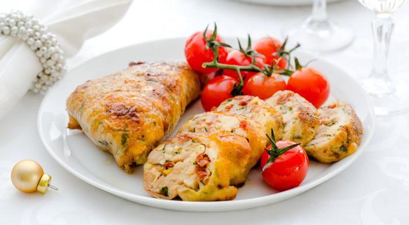 как готовить блюда из курицы в духовке