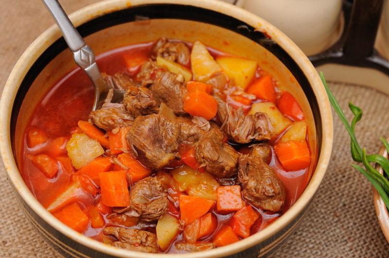 как готовить гуляш по венгерски