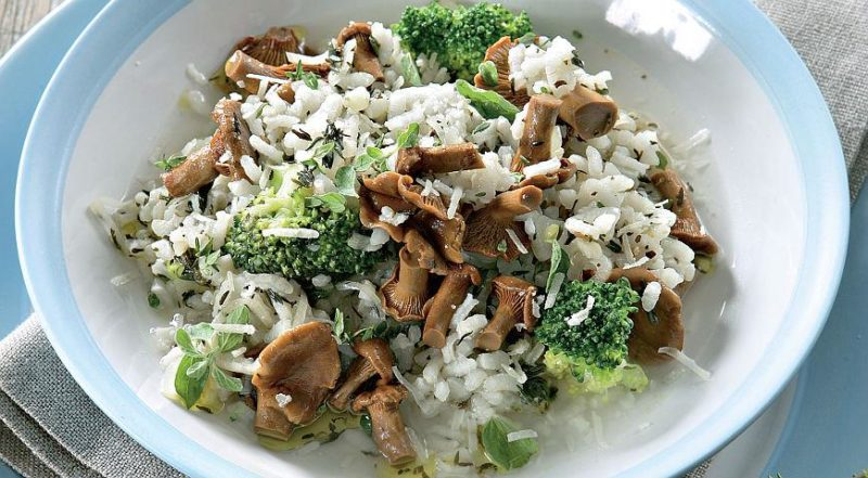 Рецепт приготовления красного риса с куркумой в мультиварке