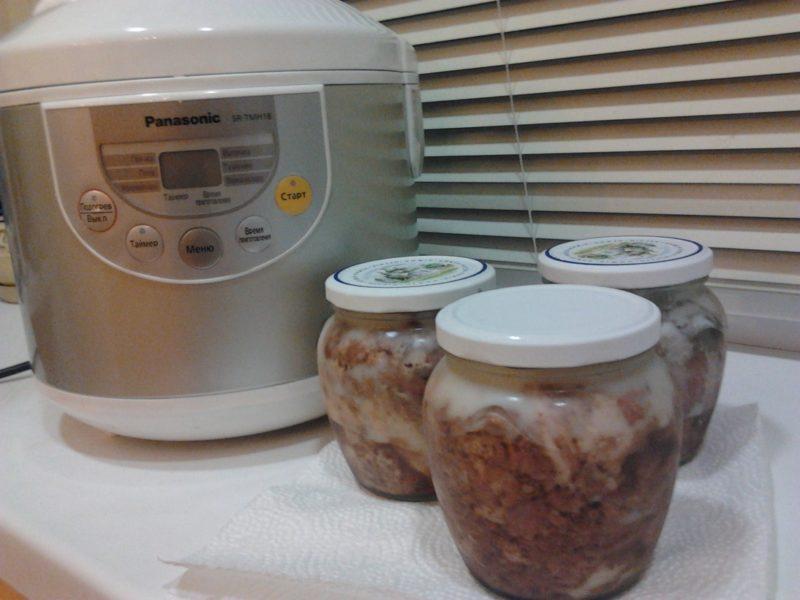 как готовить тушенку