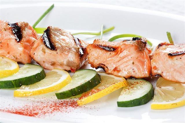 как готовить шашлык из рыбы