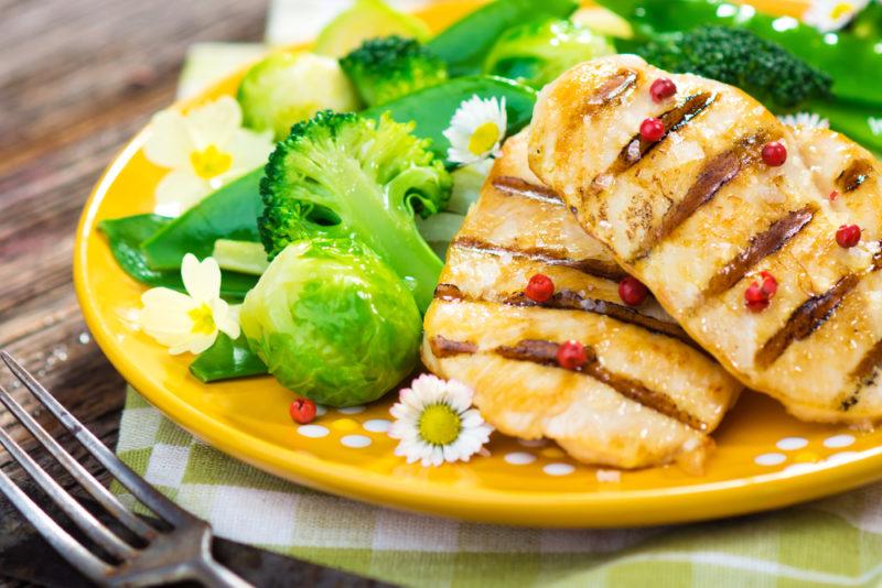 как приготовить блюда из филе курицы