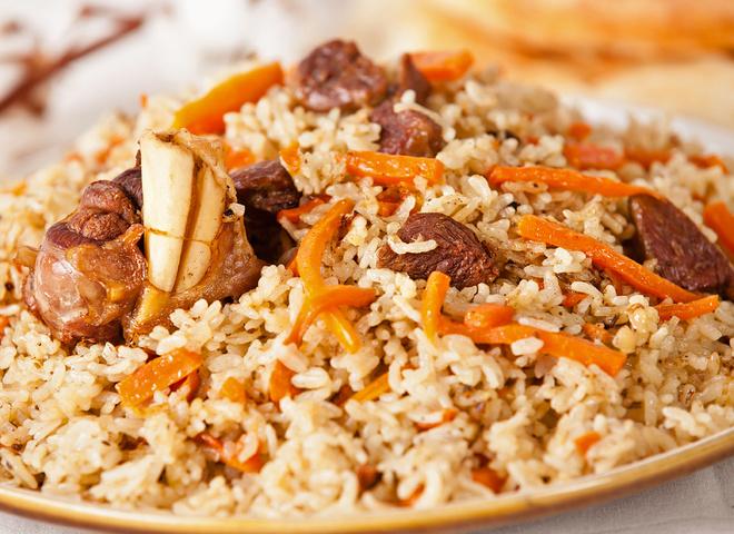 как приготовить пропаренный рис