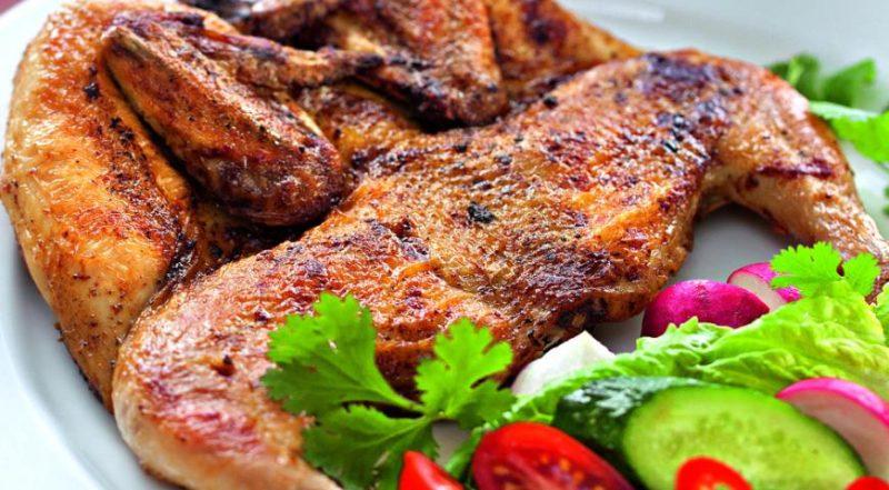 как приготовить простые блюда из курицы