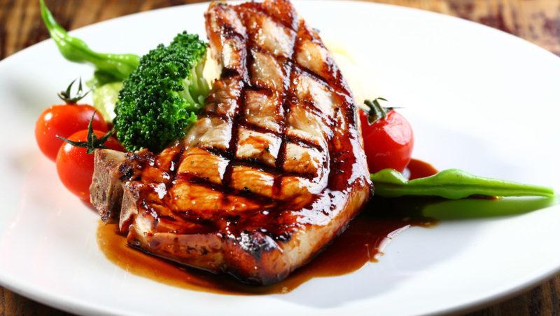 как сделать блюда из мяса свинины