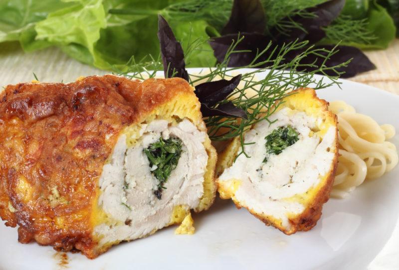как сделать простые блюда из курицы