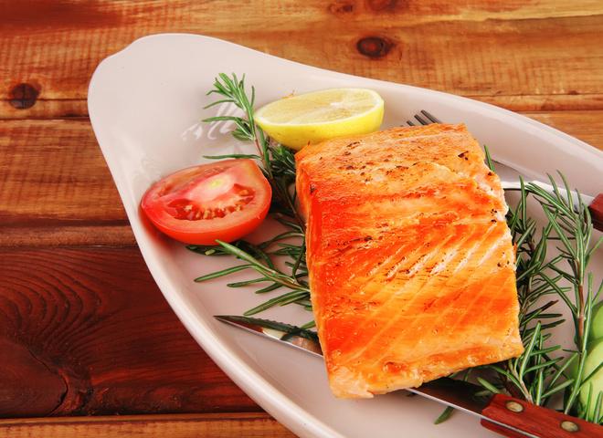 красная рыба в духовке рецепты