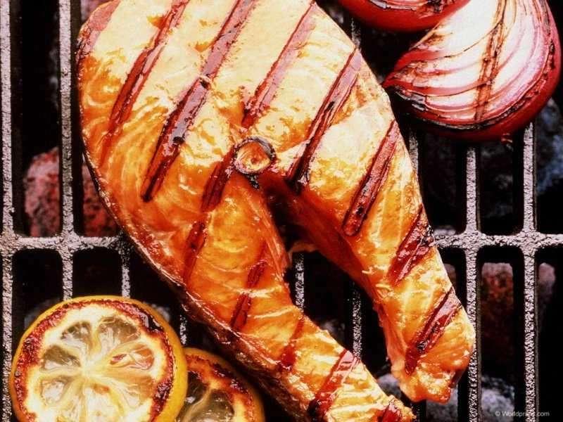 красная рыба в духовке рецепт приготовления