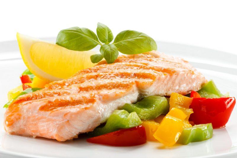 красная рыба рецепт