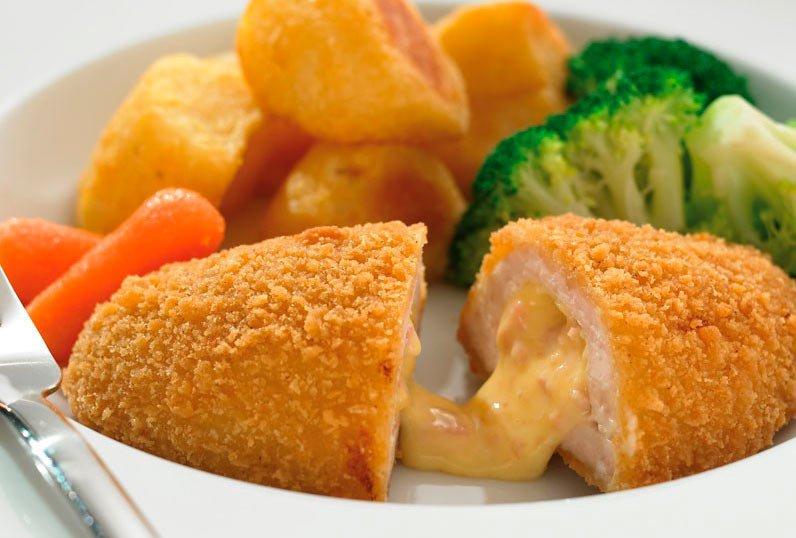 куриные котлеты с сыром рецепт с фото