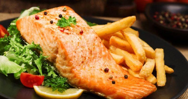 лучшая красная рыба в духовке