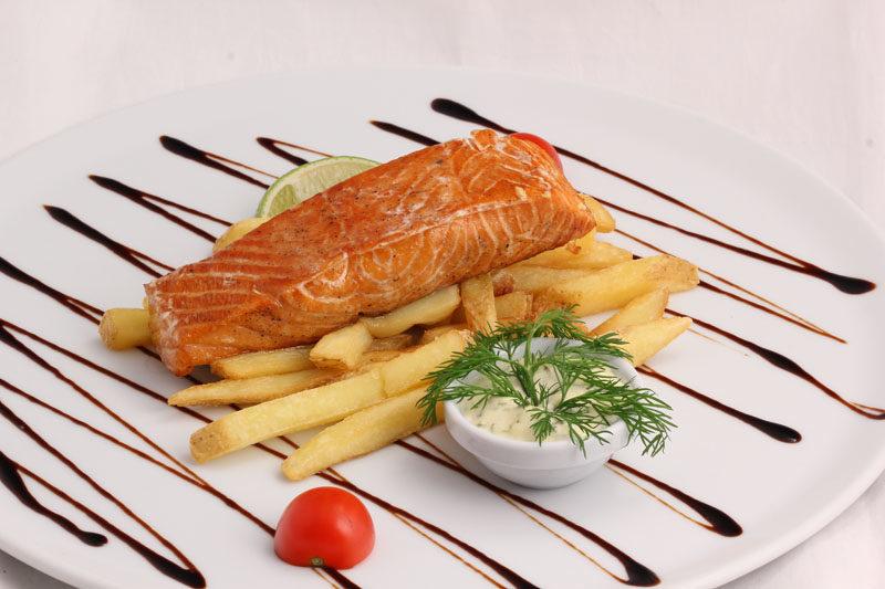 лучший стейк из лосося