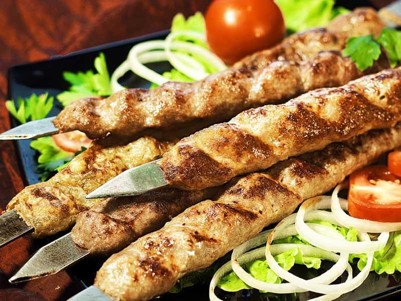 люля кебаб из курицы рецепт приготовления