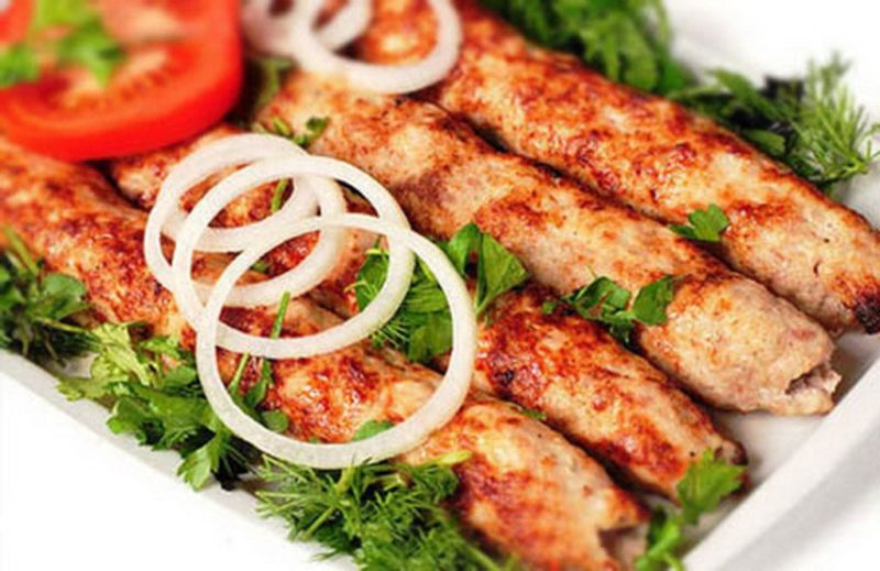люля кебаб из курицы рецепт