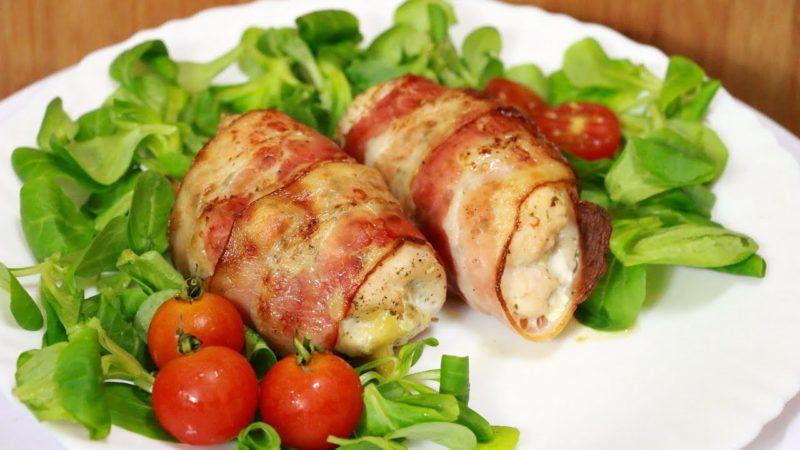 простые блюда из курицы рецепты