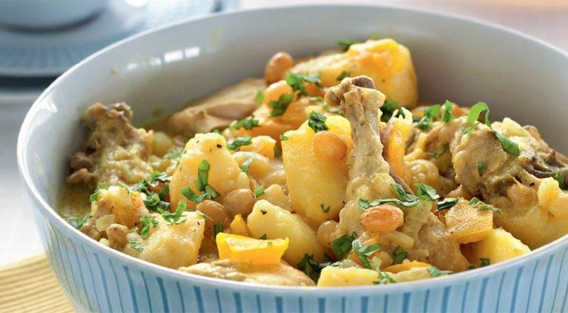 простые блюда из курицы рецепт