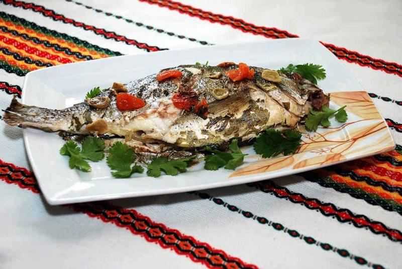 рыба запеченная в фольге рецепт приготовления