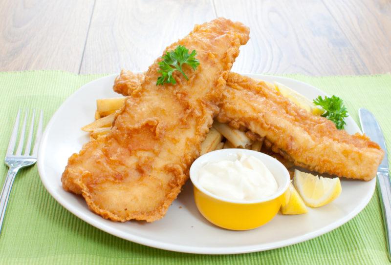 рыба как готовить