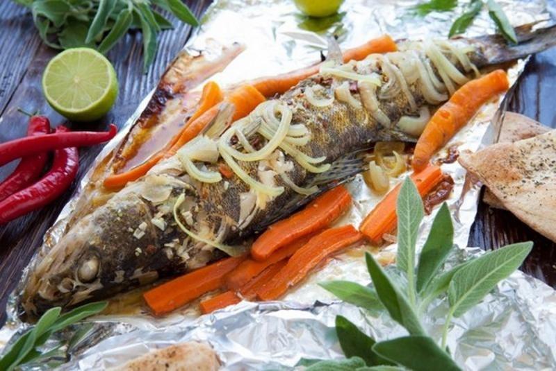 рыба рецепт приготовления