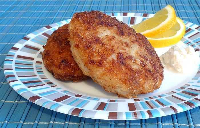 рыбные котлеты из трески рецепт приготовления