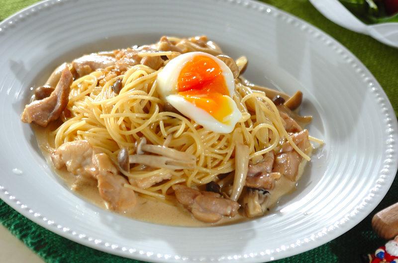 спагетти с соусом рецепт