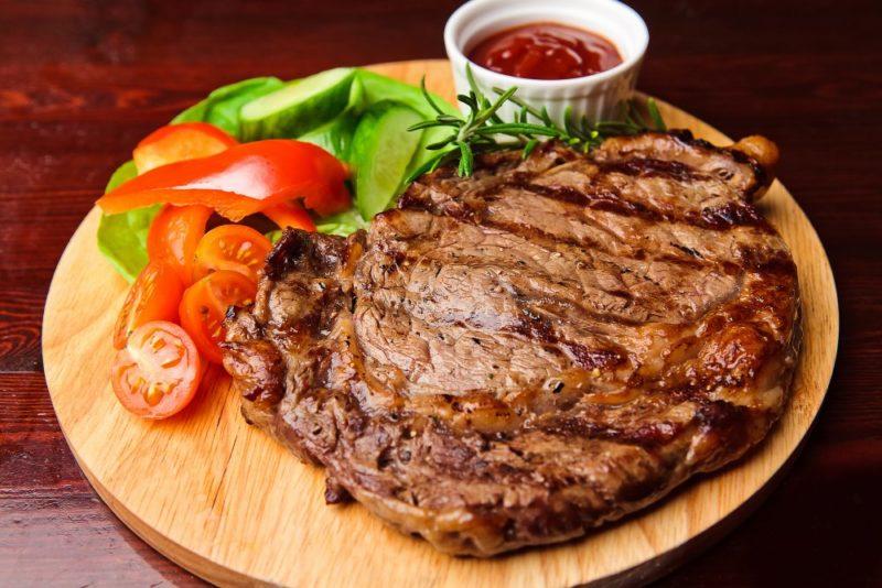 стейк в духовке рецепт приготовления