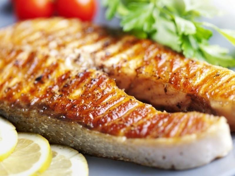 стейк из лосося рецепт с фото