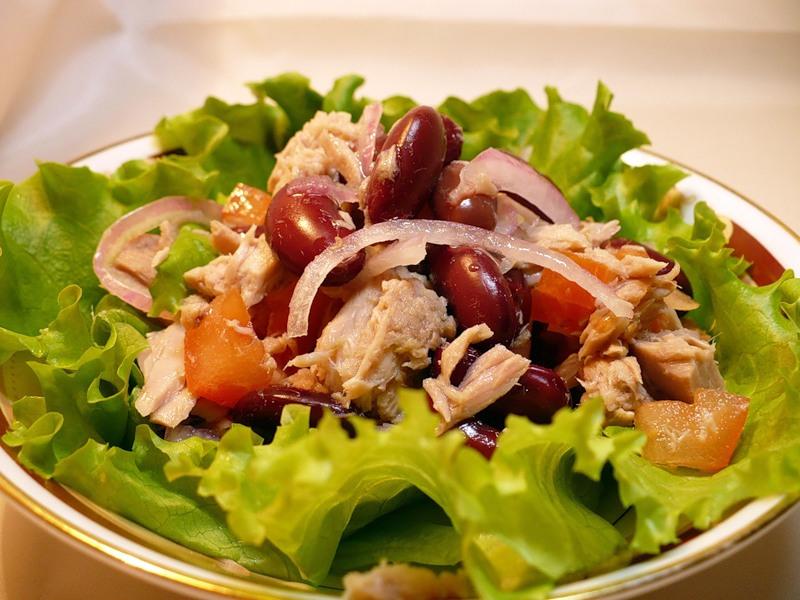 тунец консервированный рецепт приготовления