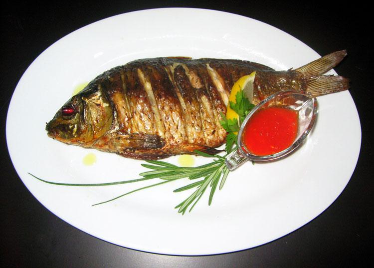 шашлык из рыбы рецепт приготовления