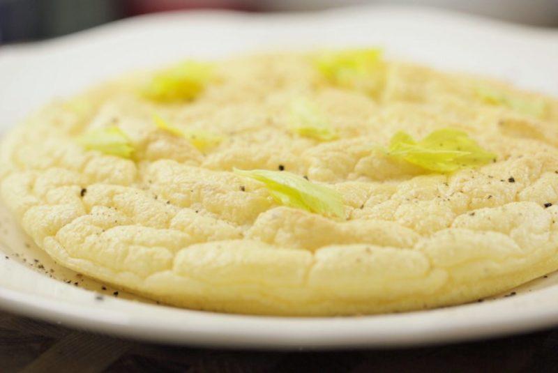 белковый омлет рецепт приготовления