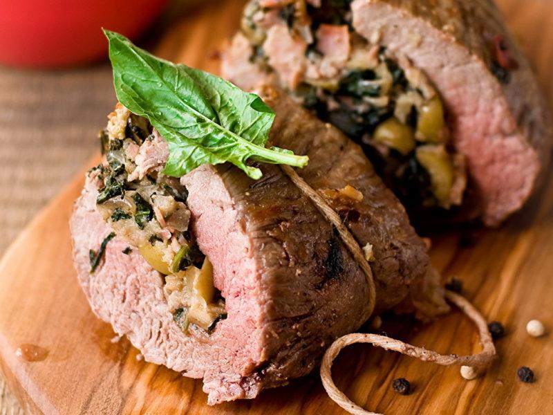 блюда из мяса свинины