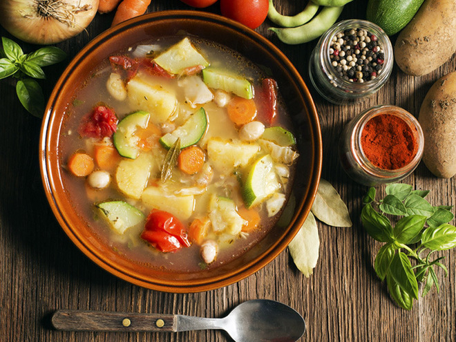 как готовить овощное рагу с кабачками