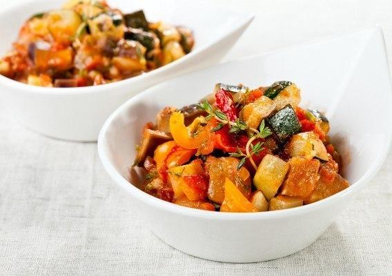 как сделать овощное рагу с кабачками