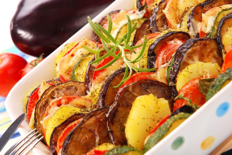 как сделать овощное рагу с картошкой