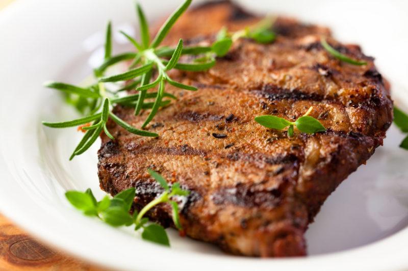 как сделать стейк из говядины