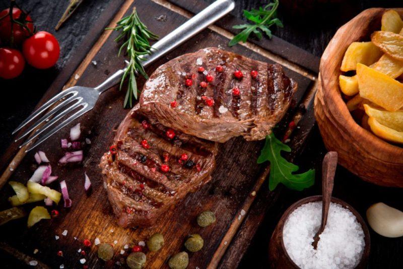 лучшие блюда из мяса свинины