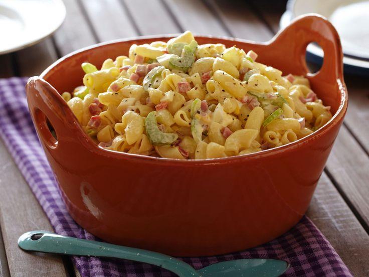 макароны с овощами рецепт приготовления