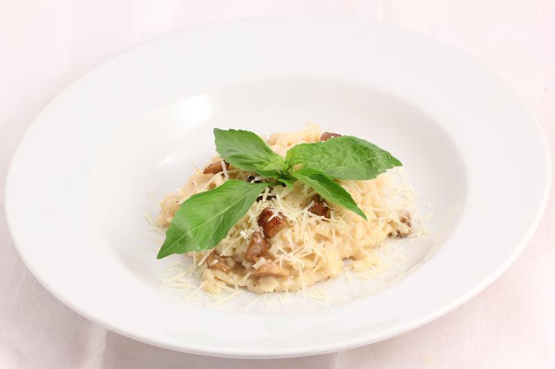 ризотто с белыми грибами рецепты