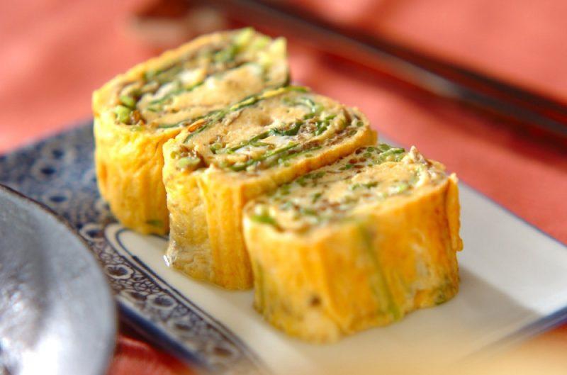 японский омлет рецепт приготовления
