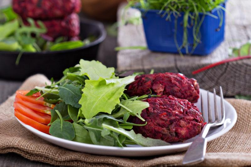 как готовить овощные котлеты