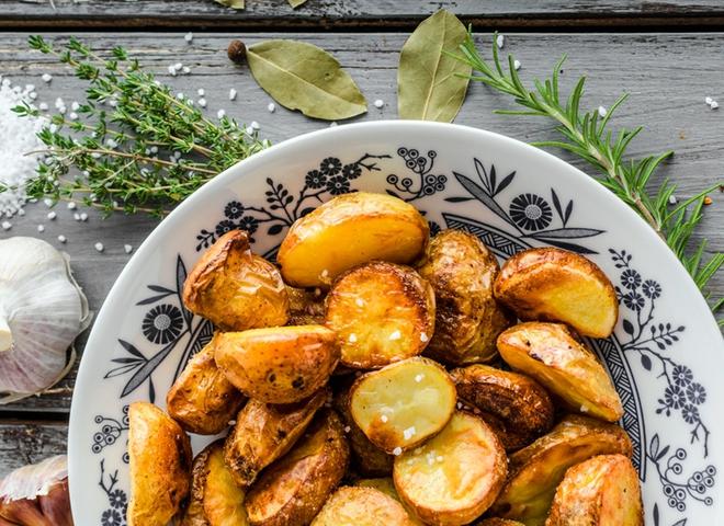 как сделать картофель по селянски