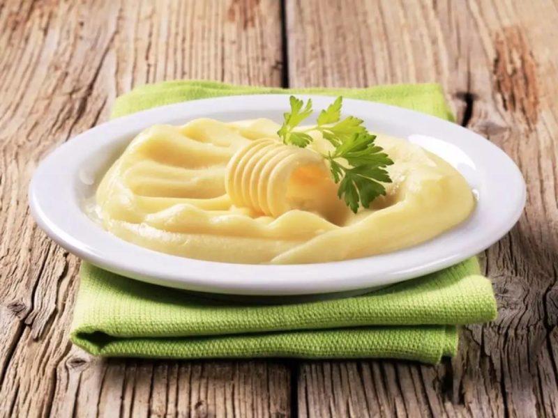 картофельное пюре рецепты