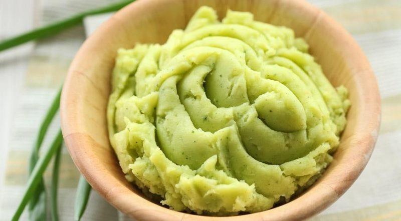 картофельное пюре рецепт с фото