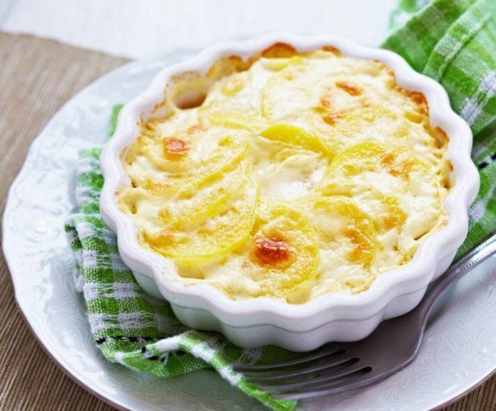 картофель гратен рецепты