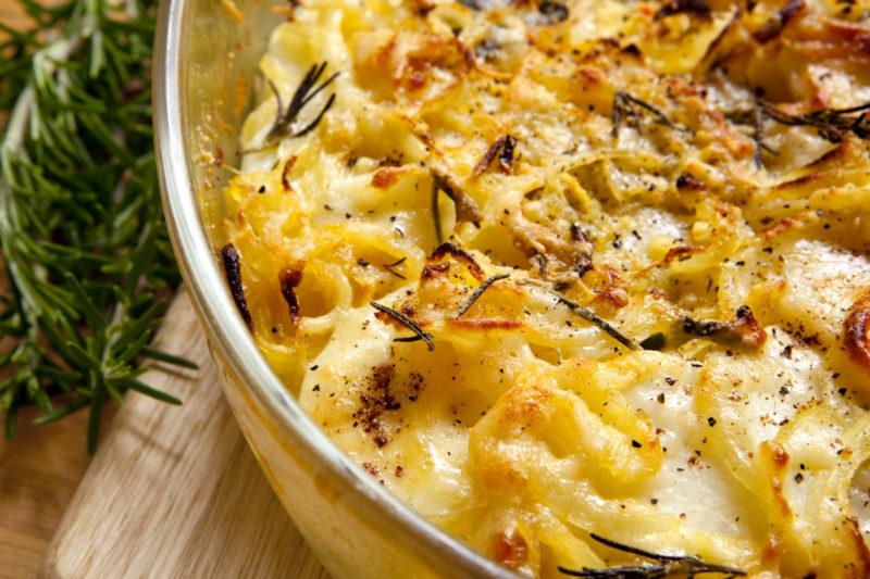 картофель гратен рецепт