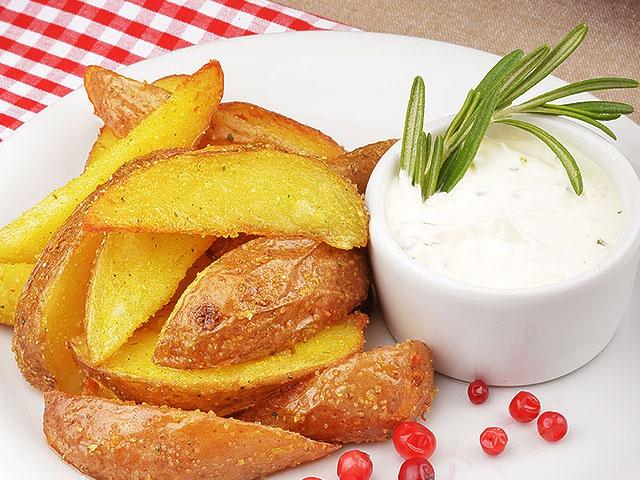 картофель по селянски рецепт приготовления