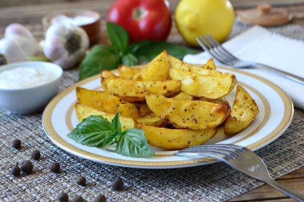 картофель по селянски рецепт с фото
