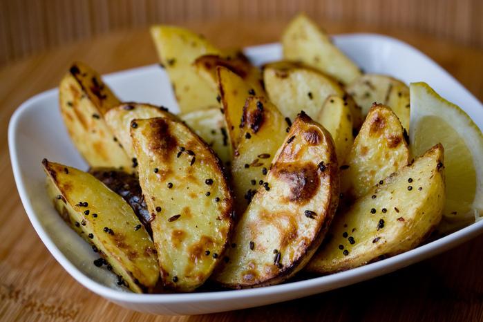 лучший картофель по селянски
