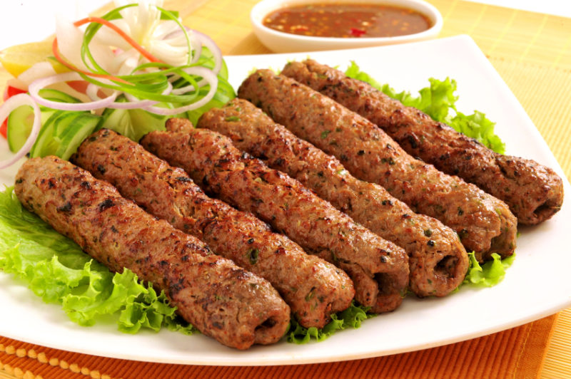 люля кебаб из говядины рецепты