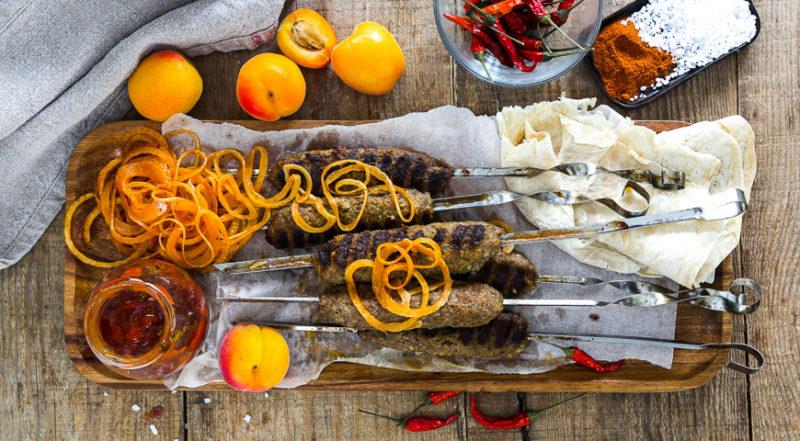 люля кебаб из говядины рецепт с фото